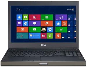 DELL Precision M4800 Core i7 8GB 750GB 2GB Stock Laptop